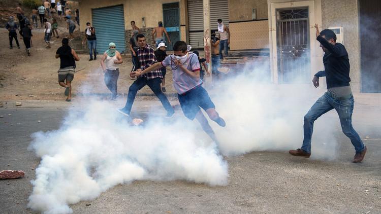 تواصل الاحتجاجات في المغرب وإيداع 8 موقوفين على خلفية