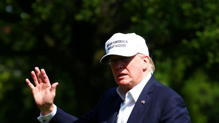 ترامب: نبكي على الضحية وندين قسوة كوريا الشمالية
