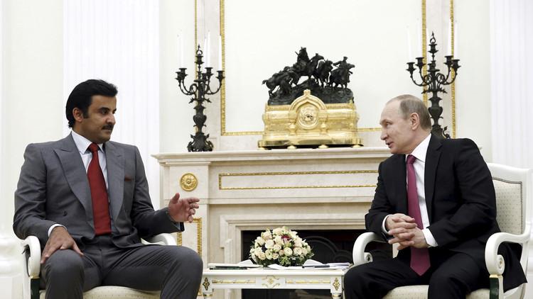 السعودية وقطر تعترفان بهزيمتهما في سوريا
