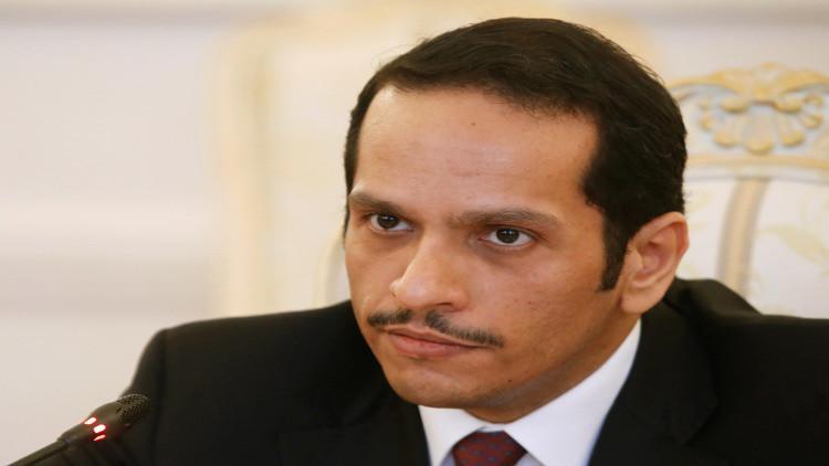 وزير خارجية قطر إلى واشنطن لبحث الأزمة الخليجية