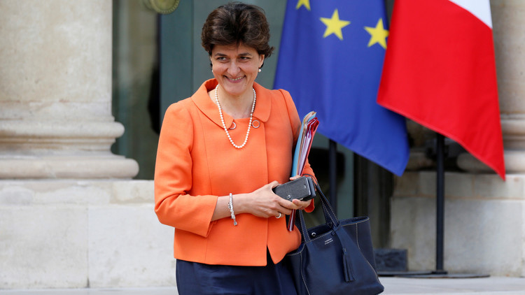وزيرة الدفاع الفرنسية تغادر الحكومة بعد شهر على تعيينها!