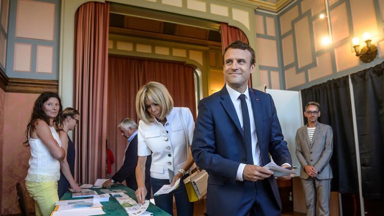 فرنسا - ماكرونية
