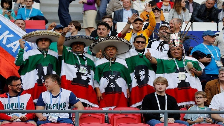 كأس القارات 2017..الفيفا يوجه تحذيرا لمنتخب المكسيك