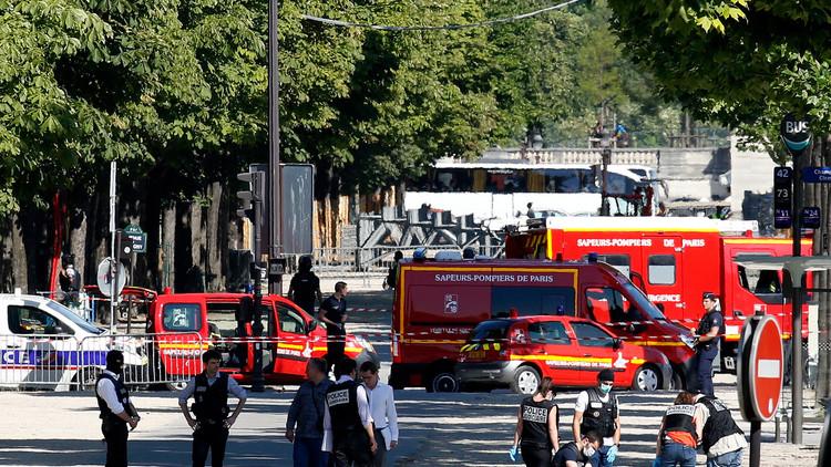 منفذ هجوم الشانزليزيه في باريس من أصول تونسية!