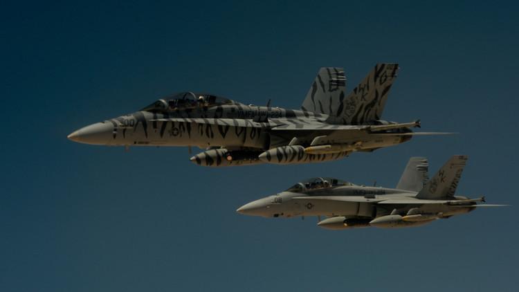 التحالف الدولي يقلص نطاق عملياته في سوريا وينفي مسؤوليته عن غارة الحسكة