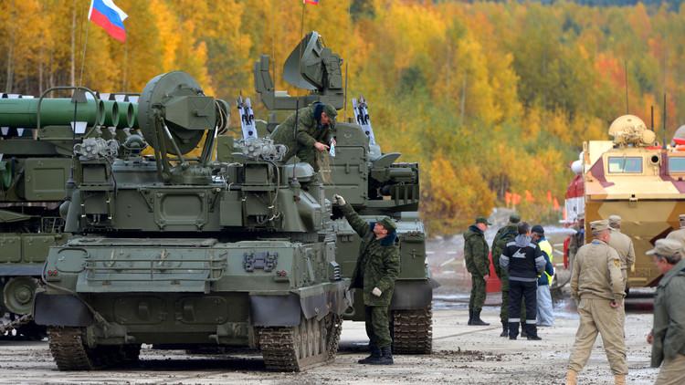 روسيا: نواصل مشاوراتنا حول التعاون العسكري التقني مع السعودية رغم صفقتها مع الولايات المتحدة