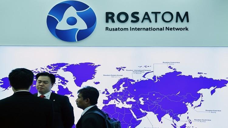 روسيا تزود أمريكا بالوقود النووي
