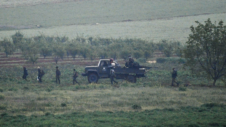 الجيش السوري يعلن إقامة