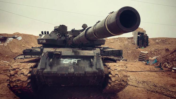 في عملية خاطفة.. الجيش السوري يسيطر على منطقة بير القصب الاستراتيجية شرق دمشق