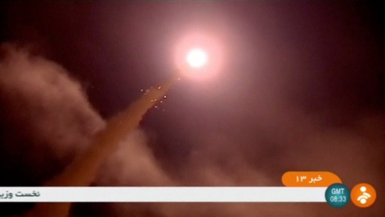 طهران تكشف عن المسؤول الذي أمر بقصف