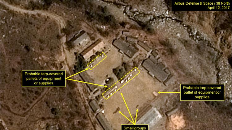 واشنطن تترقب التجربة الكورية الشمالية السادسة!