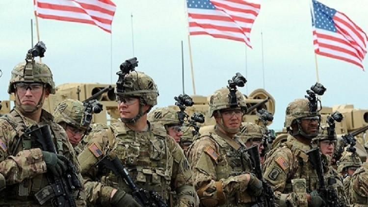 الولايات المتحدة تقيم قاعدة عسكرية في محافظة الرقة