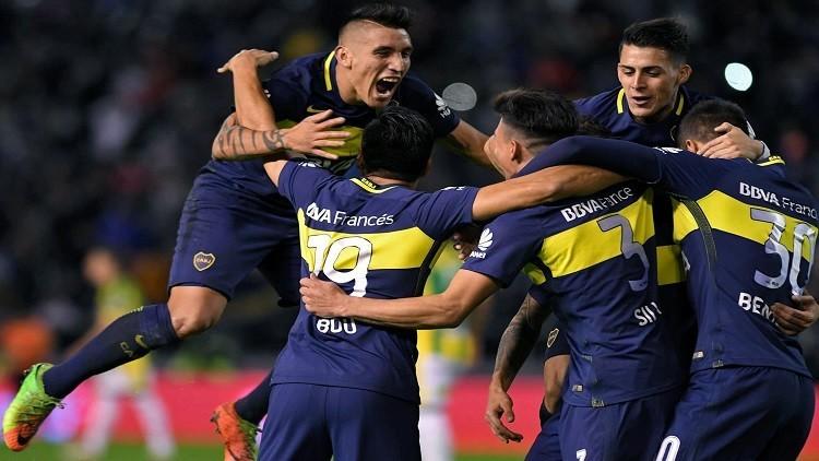 بوكا جونيورز يحرز لقب الدوري الأرجنتيني للمرة الـ32 في تاريخه