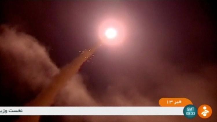 طهران تكشف نتائج الضربة على دير الزور بالتفصيل