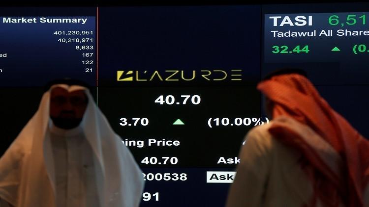الأسهم السعودية تقفز بعد مبايعة الأمير محمد بن سلمان