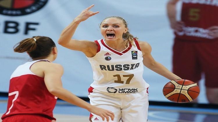 روسيا تودع بطولة أوروبا لكرة السلة من الدور ثمن النهائي