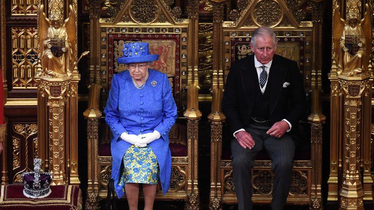 الملكة إليزابيث: سنواصل مكافحة الإرهاب وإيجاد حل دائم لأزمات الشرق الأوسط