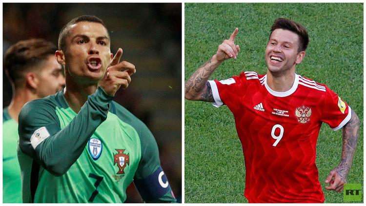 كأس القارات 2017.. التشكيلة الرسمية لمواجهة روسيا والبرتغال