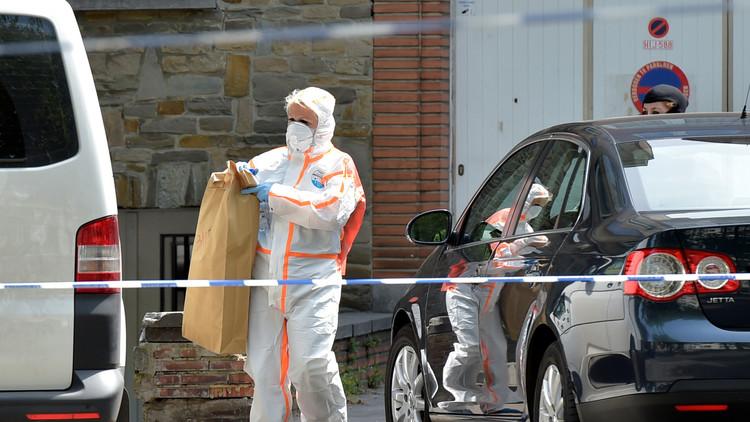 وسائل إعلام: العثور على مواد متفجرة في شقة منفذ تفجير بروكسل