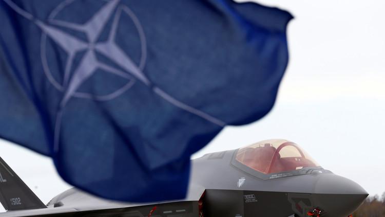 الناتو يوضح مسألة الاقتراب من طائرة وزير الدفاع الروسي فوق البلطيق