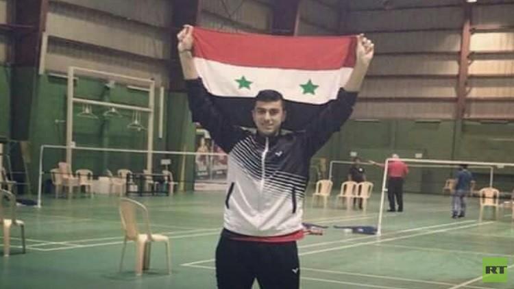 لاعب سوري ينسحب أمام إسرائيلي في الريشة الطائرة