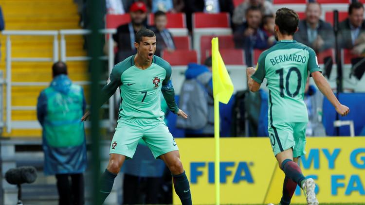 كأس القارات.. البرتغال تضع قدما في المربع الذهبي