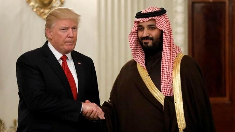 ترامب وبن سلمان يتفقان على وقف دعم الإرهاب وتمويله وحل النزاع مع قطر