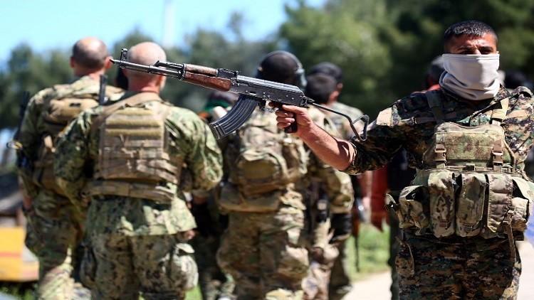 ماتيس: الأسلحة التي سلمت للأكراد ستستعاد بعد هزيمة داعش