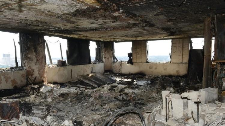 42 جثة محترقة في غرفة واحدة ببرج لندن !