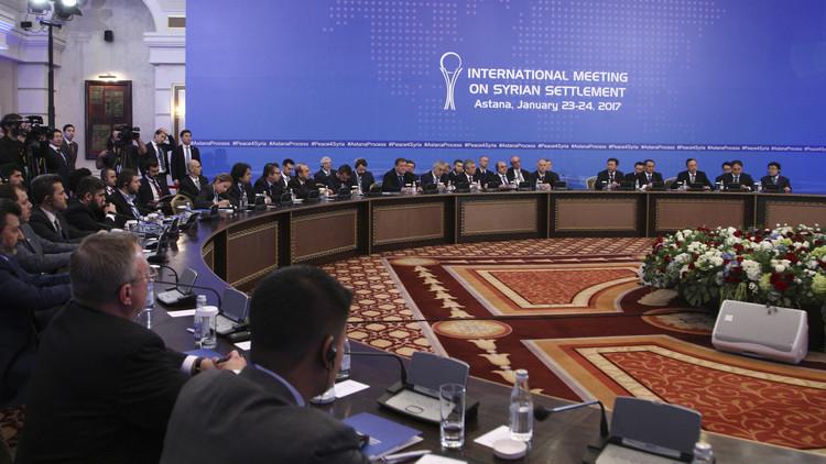 توسيع قائمة المشاركين في مفاوضات أستانا