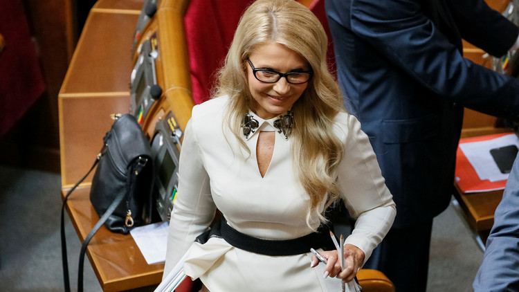 أوكرانيا.. تيموشينكو تنضم لحراك الإطاحة بـ بوروشينكو
