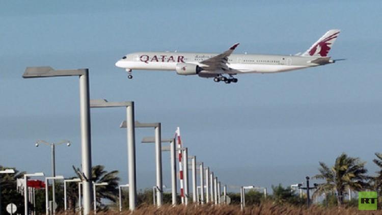 قطر تضغط أمميا لفتح المجال الجوي الخليجي أمامها