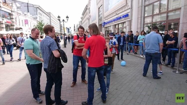 كأس القارات.. قازان تغلي بالمشجعين قبيل مواجهة روسيا والمكسيك