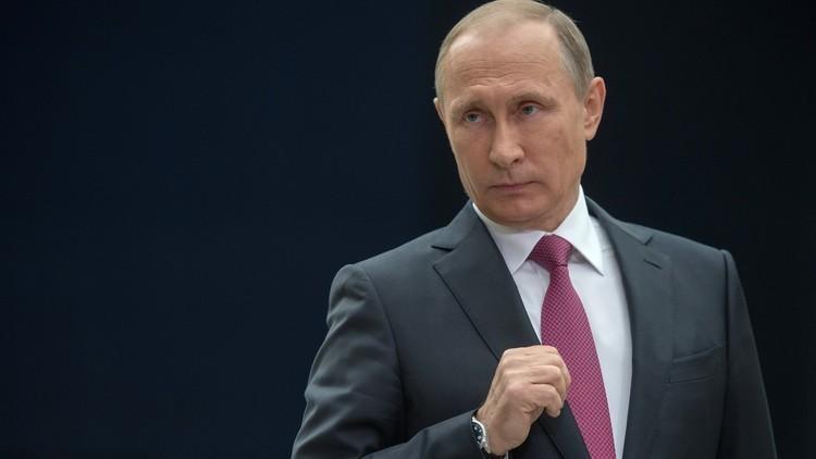 بوتين كان على صلة مباشرة بعيون موسكو في الخارج