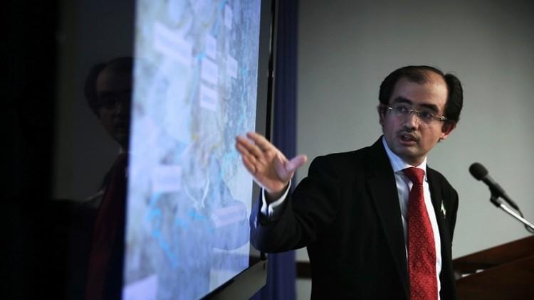 واشنطن ترفض منح المعارض السوري رضوان زيادة اللجوء السياسي