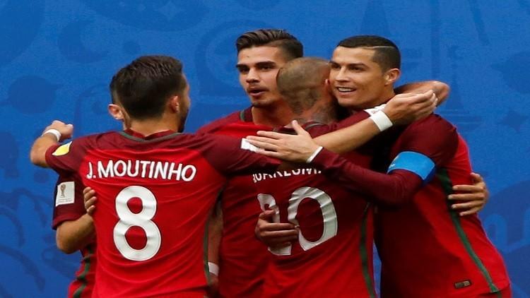 كأس القارات..البرتغال تسحق نيوزيلندا وتبلغ الدور نصف النهائي