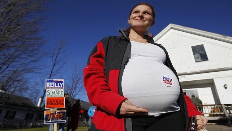 إقرار قانون بالخطأ يسمح للحوامل بالإجهاض في الولايات المتحدة