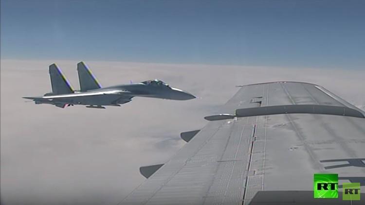 روسيا والناتو بصدد الاتفاق على سلامة الطيران في أجواء البلطيق