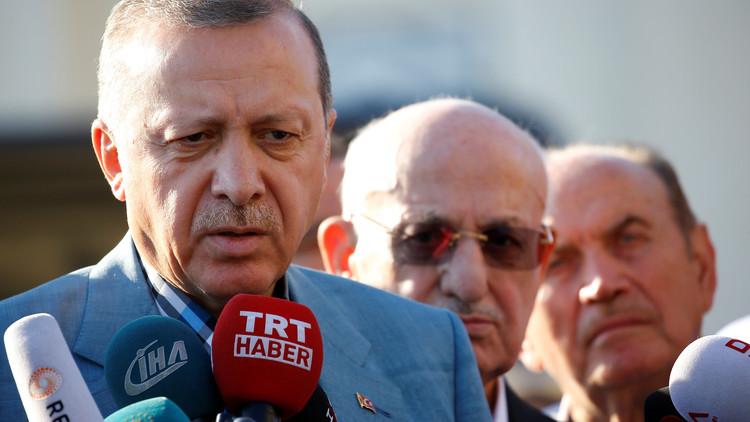 أردوغان: واشنطن ترتكب خطأ فادحا بتسليح الأكراد