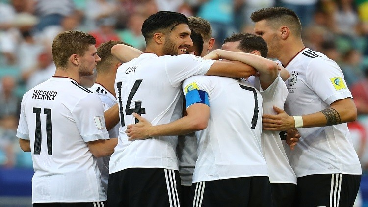 كأس القارات..ألمانيا تروّض أسود الكاميرون وتتأهل للمربع الذهبي للبطولة