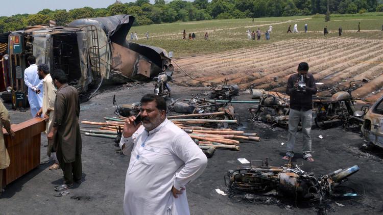 الأمم المتحدة تعرض على باكستان مساعدة في احتواء آثار الحريق المأساوي