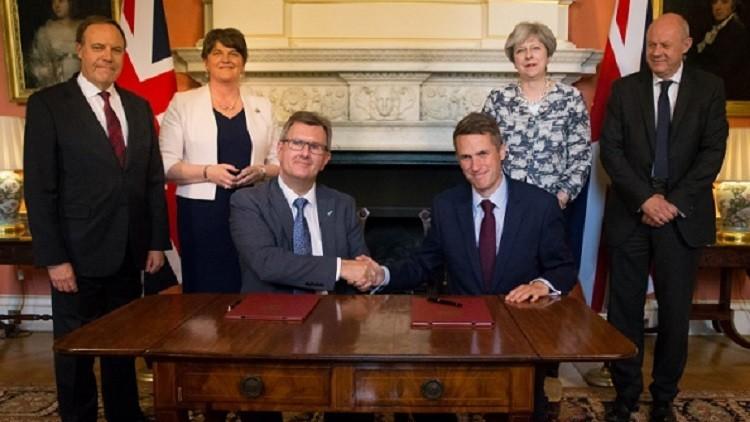 بريطانيا.. حكومة ماي تحصل أخيرا على دعم الأغلبية البرلمانية