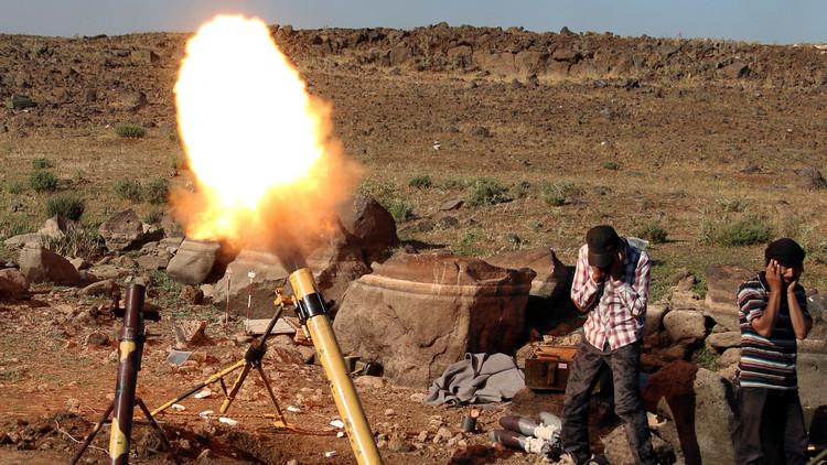 إسرائيل توضح طبيعة حريق غامض في الجولان