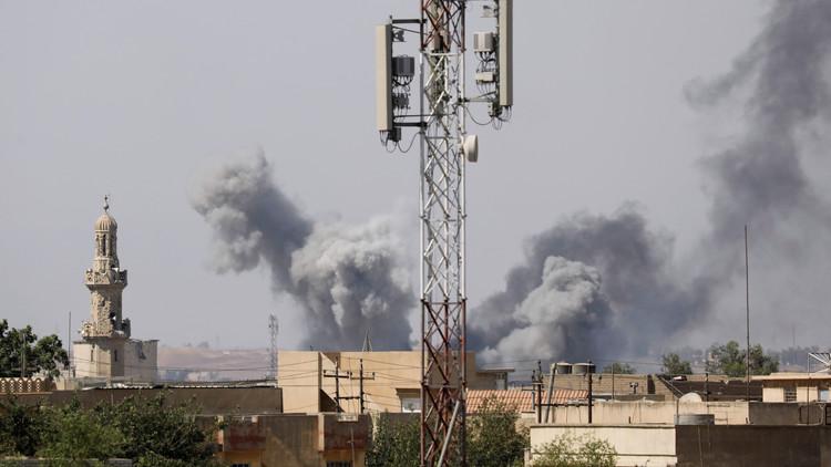 داعش ينتهي ويفقد روح القتال بالمدينة القديمة في الموصل