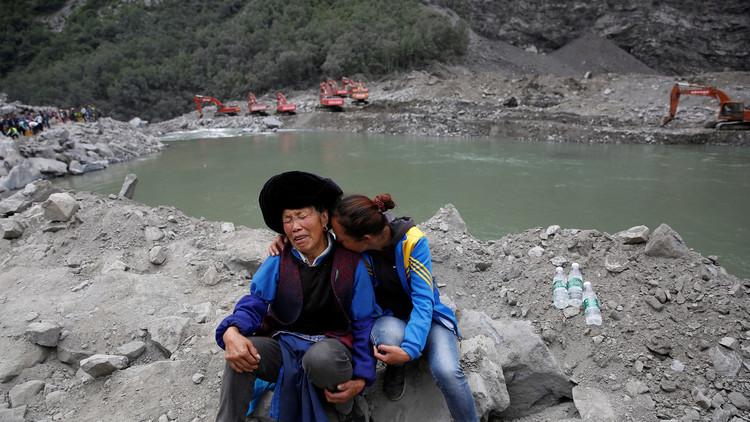 الأمطار الغزيرة تقتل 28 شخصا في الصين
