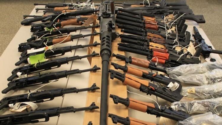 واشنطن حاولت شراء أسلحة للمعارضة السورية من جورجيا