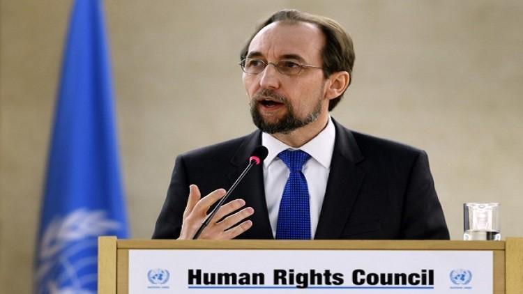 مفوض حقوق الإنسان يضع ماي وترامب ودوترتي في قفص اتهام واحد!