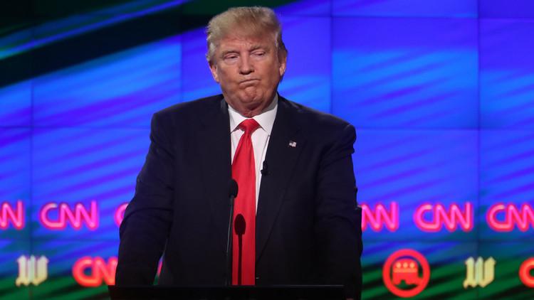 ترامب يقترح اسما جديدا لـ CNN