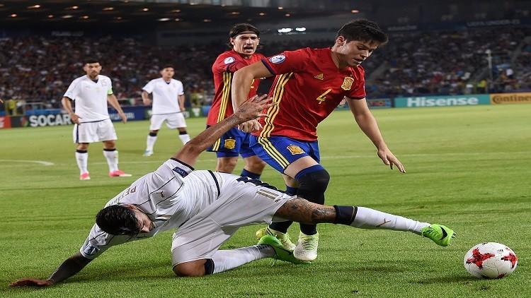 يورو تحت 21 عاما.. إسبانيا تضرب موعدا مع ألمانيا في النهائي