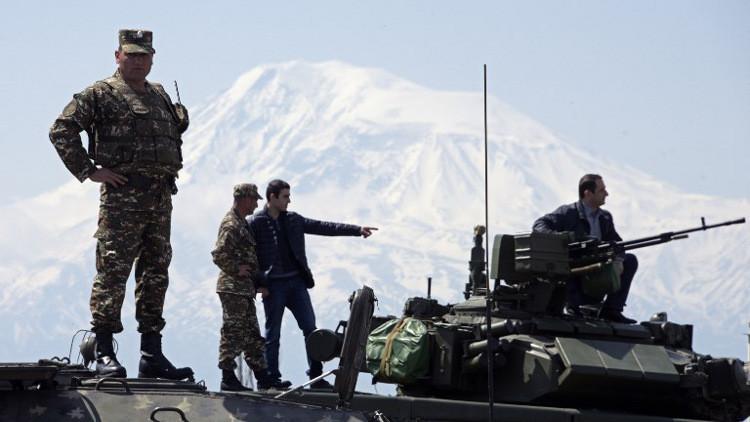 وزير دفاع أرمينيا: قد نرسل قوات إلى سوريا في المستقبل!